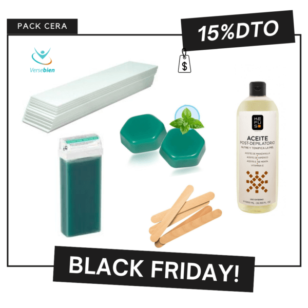 pack cera black friday descuento